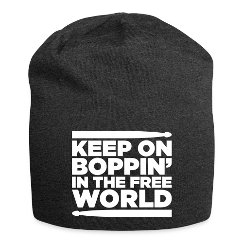 Keep on Boppin' - Jersey Beanie