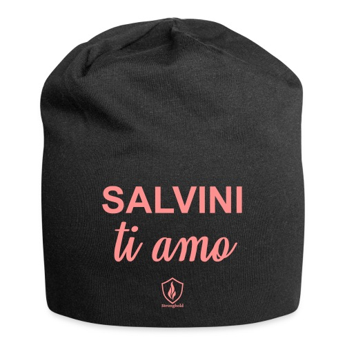 Salvini ti amo - Jersey-Beanie