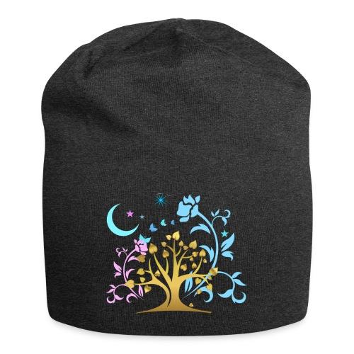 Mystic Tree - Jersey-Beanie