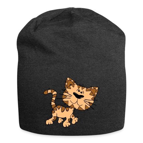 Cat - Jersey-Beanie