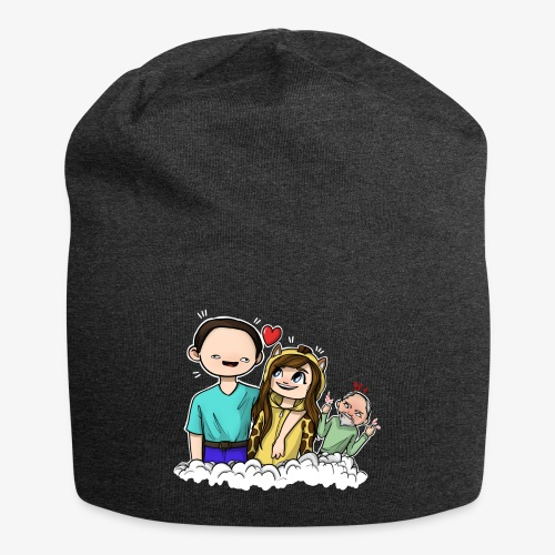*Limited Edition* Esmee ❤️ Teun (Boze vader) - Jersey-Beanie