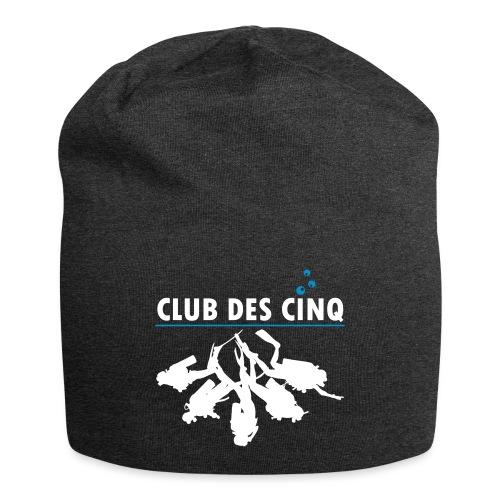 logo club des cinq - Bonnet en jersey
