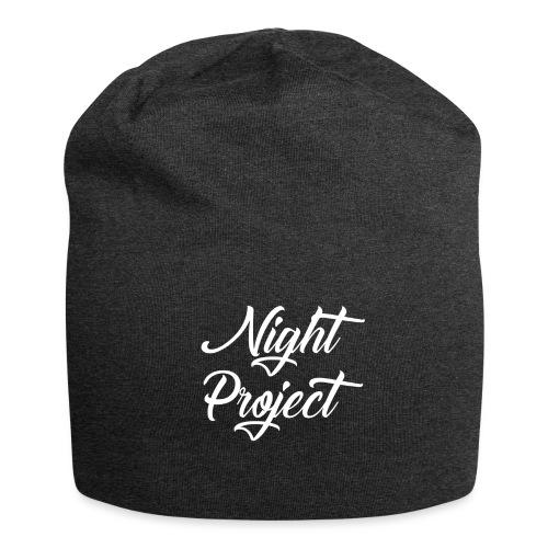 Night-Project - Sans fond - Bonnet en jersey