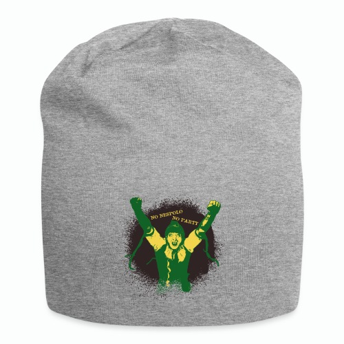 No Nespolo No Party - Beanie in jersey
