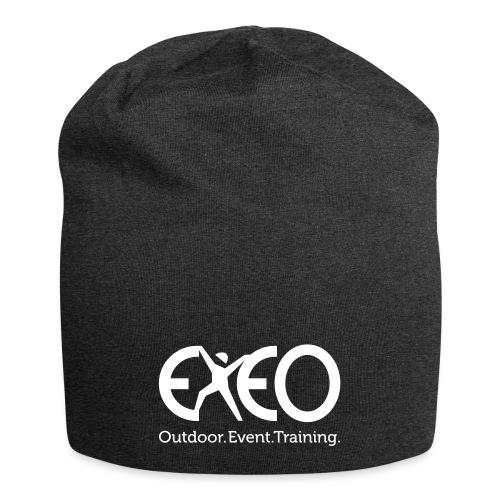 EXEO Logo rot Claim - Jersey-Beanie