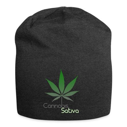 Cannabis Sativa CBD - Jersey-Beanie