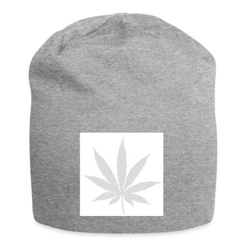 marijuana maria adesivo p - Beanie in jersey