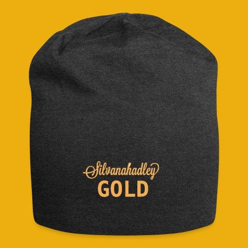 Silvana hadley Gold merch - Jersey Beanie