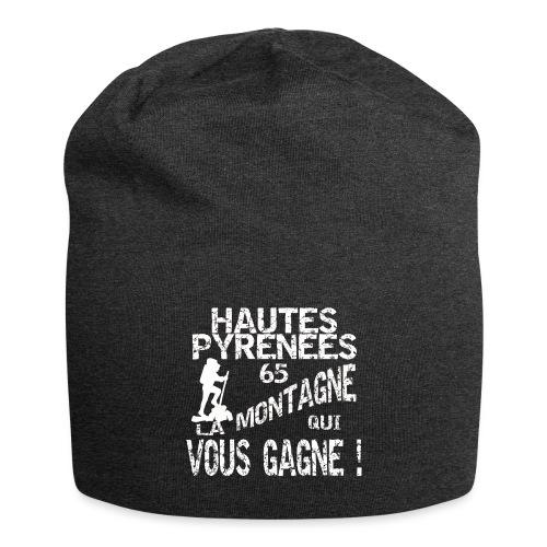 Hautes-Pyrénées 65... - Bonnet en jersey
