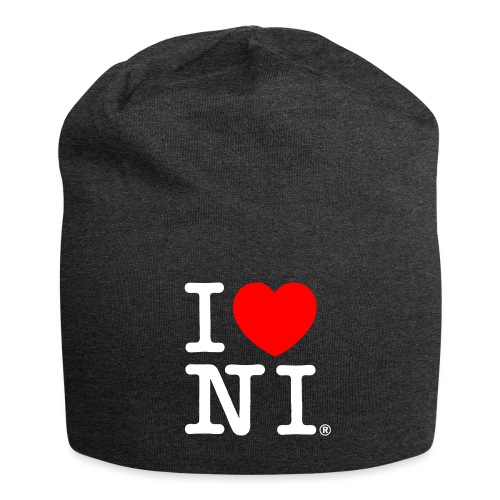 I love NI - Jersey Beanie