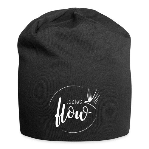 Ladies Flow LO Logo White - Jersey-Beanie