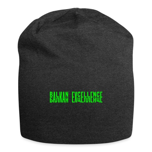 Balkan eXellence horizontal - Jersey Beanie