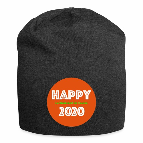 Happy 2020 - Bonnet en jersey