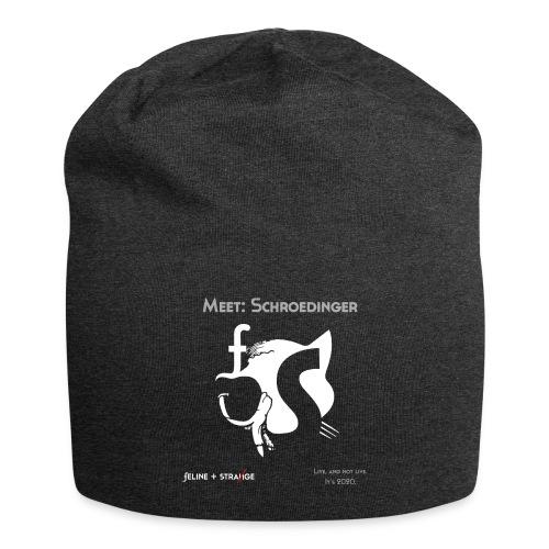 Schroedinger. The Feline&Strange band logo shirt. - Jersey-Beanie