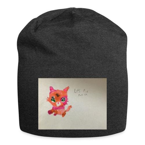 Little pet shop fox cat - Jersey Beanie