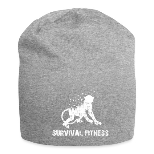 Survival Fitness Weiss - Jersey-Beanie