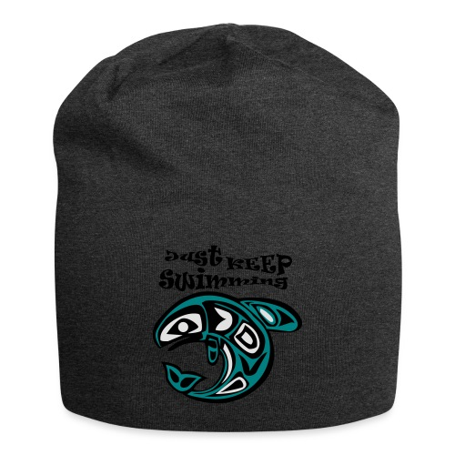 Just KEEP Swimming - Jersey-Beanie