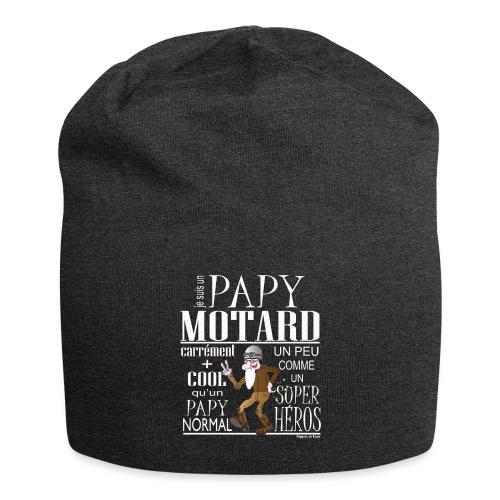 N 182 PAPY MOTARD 2020 - Bonnet en jersey