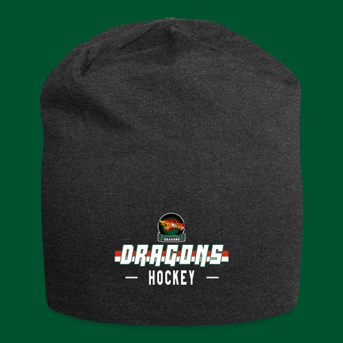 Dragons Hockey - 2 Lines - White - Jersey-Beanie