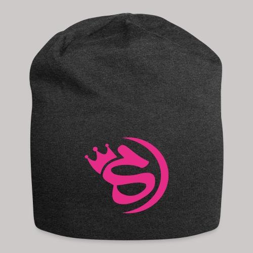 S pink - Jersey-Beanie