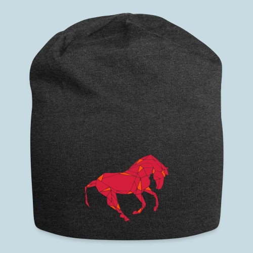 Horse Harlekin - Jersey-Beanie