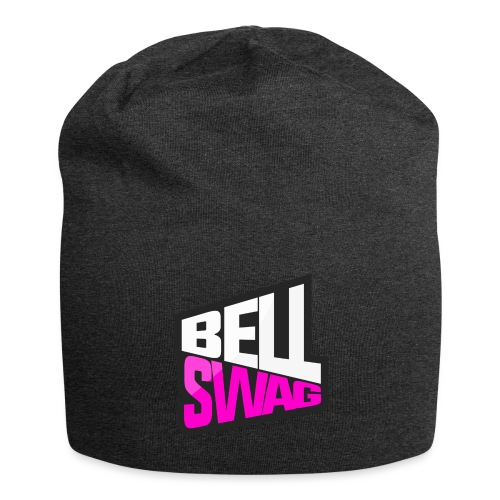 Bellswag logo transparent large - Jersey Beanie