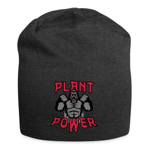 Plant Power - Jersey-Beanie