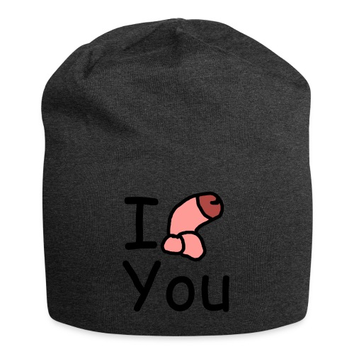 I dong you pin - Jersey Beanie