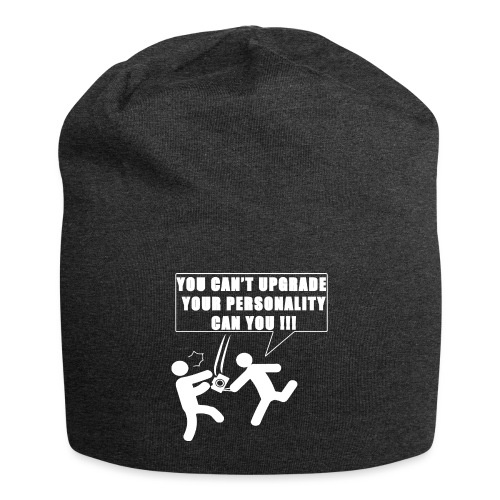 personalitywhite - Jersey Beanie