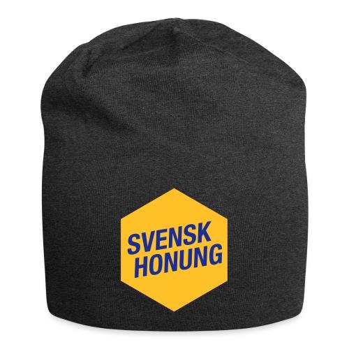 Svensk honung Hexagon Gul/Blå - Jerseymössa