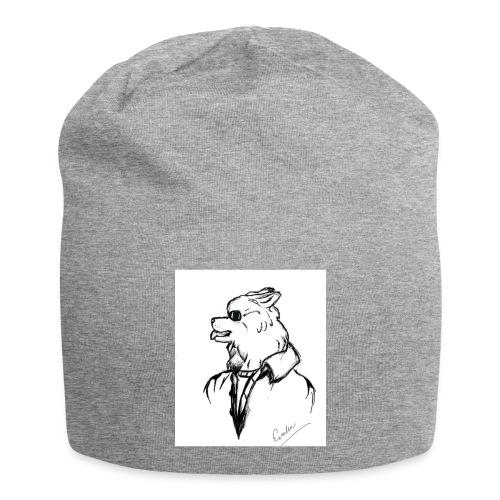 InkedThe Dog style bak LI - Gorro holgado de tela de jersey