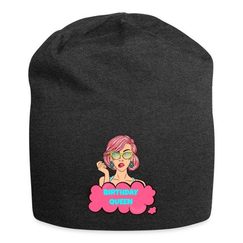 Birthday Queen - Verjaardag Shirt - Jersey-Beanie