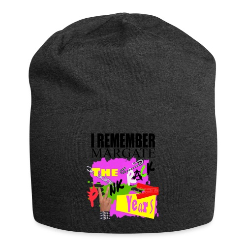 I REMEMBER MARGATE - THE PUNK ROCK YEARS 1970's - Jersey Beanie