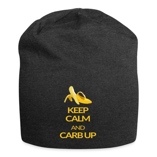 KEEP CALM and CARB UP - Jersey-Beanie
