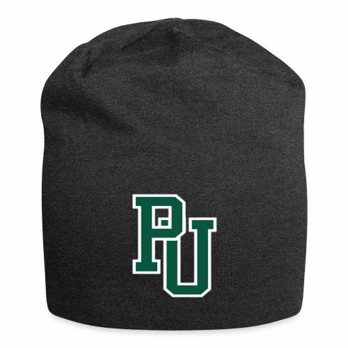 PU initialen - Jersey-Beanie