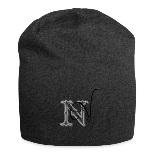 nV Collections - Beanie in jersey