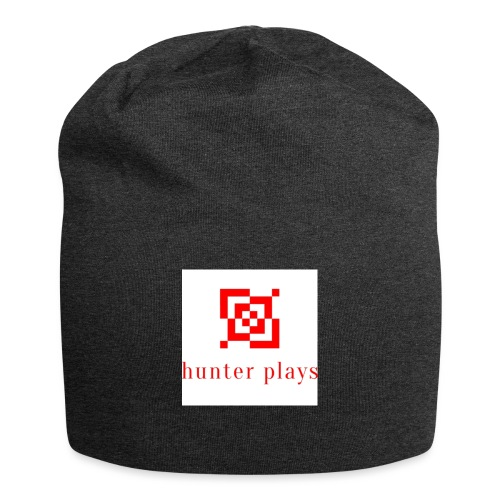 hunter plays - Jersey Beanie