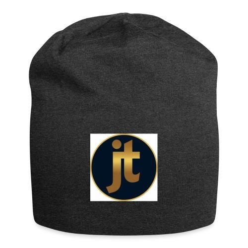 Golden jt logo - Jersey Beanie