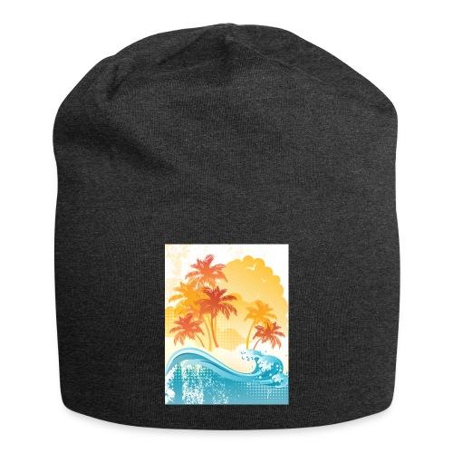 Palm Beach - Jersey Beanie