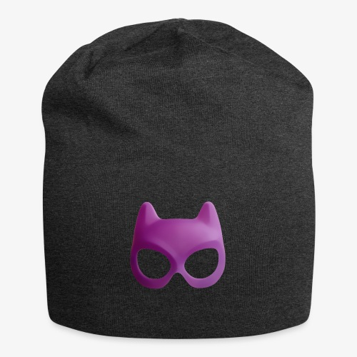 Bat Mask - Czapka krasnal z dżerseju