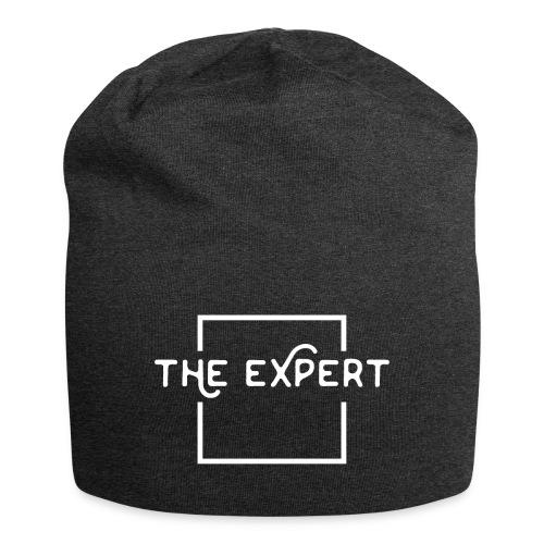 The Expert Design - Jersey-Beanie