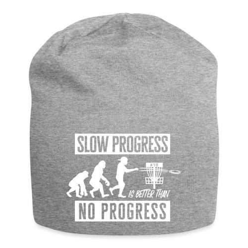 Disc golf - Slow progress - White - Jersey-pipo