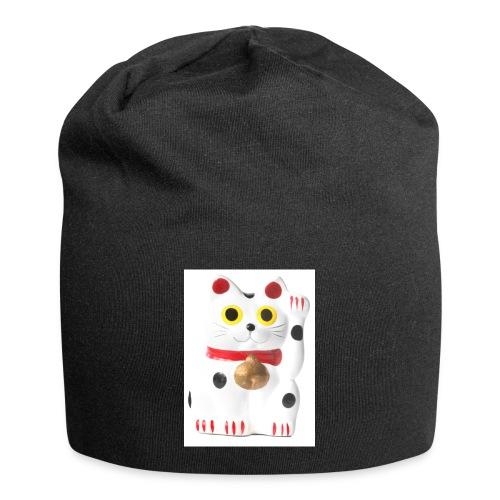 luckycat - Jersey Beanie