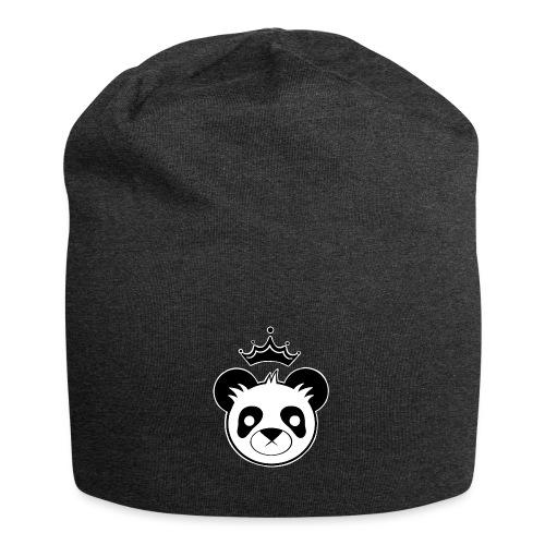 Panda Queen - Jersey Beanie