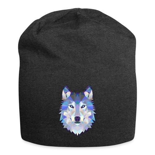Wolf - Beanie in jersey