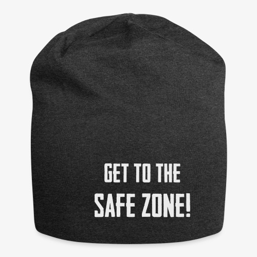 PUBG Get to the safe zone! - Jersey-Beanie
