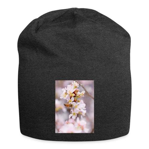 Schöne Biene 1 - Jersey-Beanie