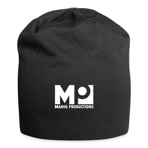 ManigProductions White Transparent png - Jersey Beanie
