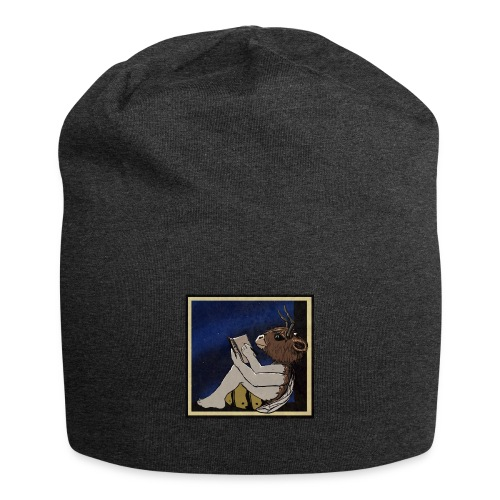 Marilyn's Diary (rectangle) - Jersey Beanie