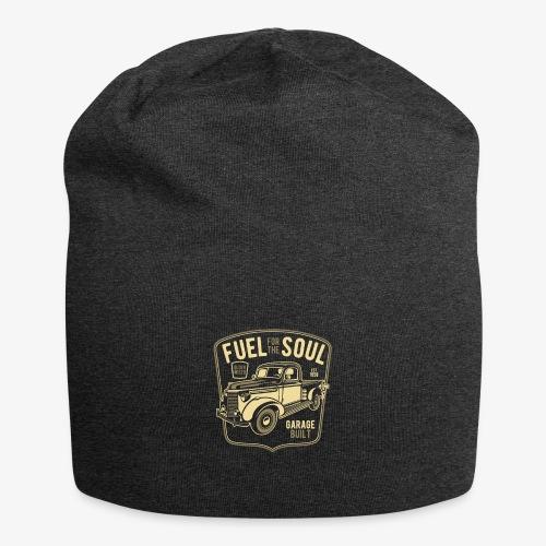 Carburant pour l'âme - Bonnet en jersey